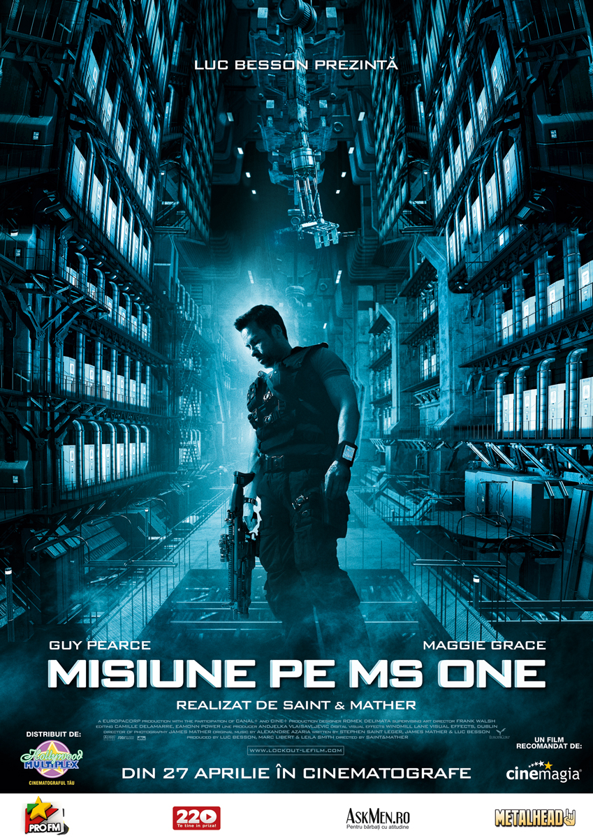 Lockout 2012 Misiune pe MS One