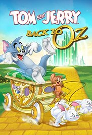 Tom & Jerry: Back to Oz (2016) Online